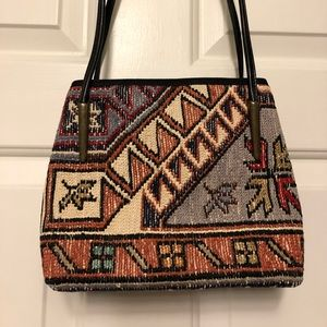 Handbags - Turkish tapestry handbag
